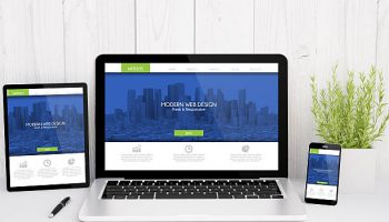 Modern Responsive Website Design by Neolution